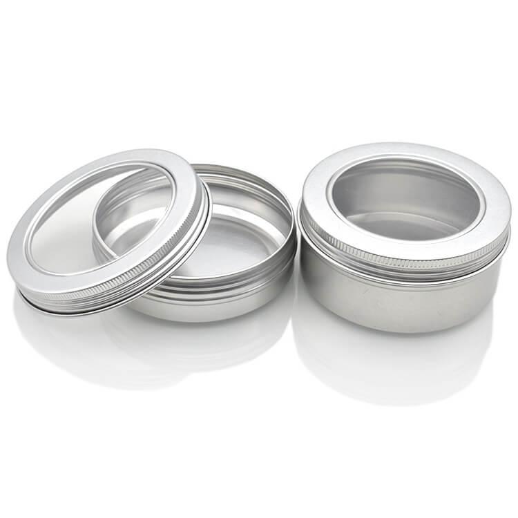 aluminum window tins