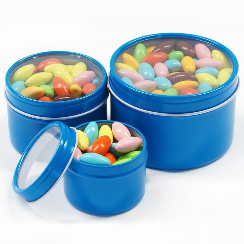 candy tin containers