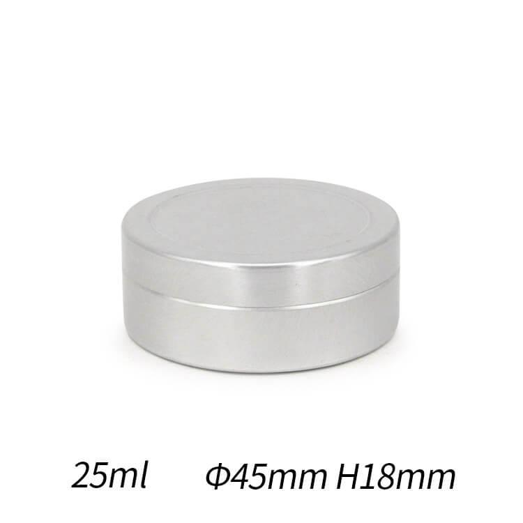 25ml slip cover tin