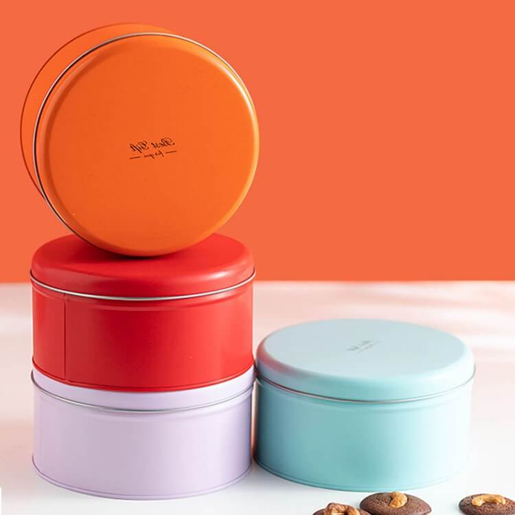 cookie tin containers