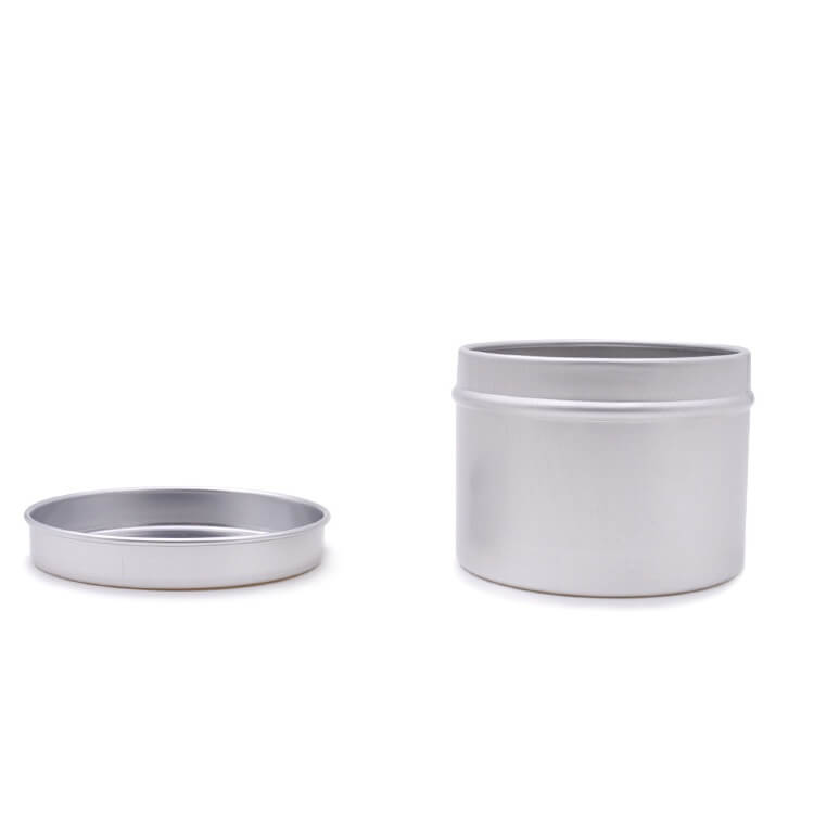 slip cover tin container