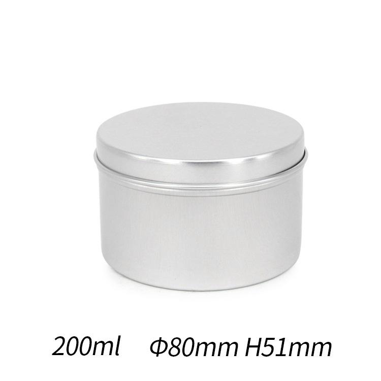 8 oz candle tin